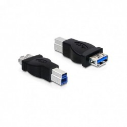 KONNI Adaptateur USB 3.0 B Mâle / A Femelle