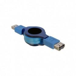 KONNI Câble enrouleur USB...
