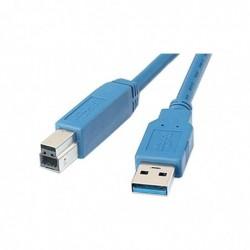 KONNI Câble USB 3.0 A Mâle...