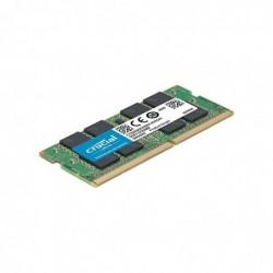 CRUCIAL Mémoire RAM 4Go DDR4 2400 MT/s (PC4-19200) SR x8 SODIMM 260-Pin