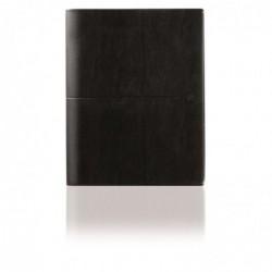 OXFORD Agenda semainier First Vertical 210 x 270 mm Noir
