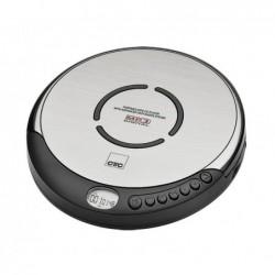 CLATRONIC Lecteur CD portable Clatronic CDP 7001 - Noir