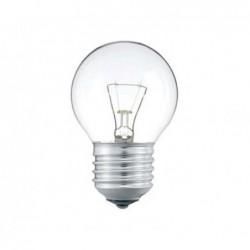 PHILIPS Lot de 10 Ampoule à incandescence forme gouttelette Verre 60 W E27 Blanc