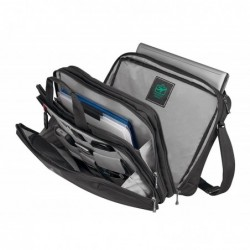 """WENGER Sacoche Triple LEGACY Pour Portable 17"""", iPad et Tablette Gris"""