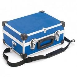 VELLEMAN Valise alu 330x230x150mm bleu