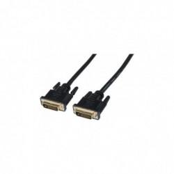 Cordon DVI-D Dual Link 24+1 - 5,0m
