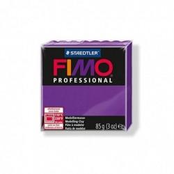 FIMO PROFESSIONAL Pâte à modeler, durcit au four lilas 85g