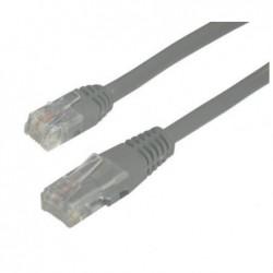 MCL SAMAR Câble RJ11 6P/4C / RJ 45 rond - 5m