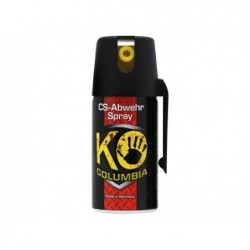 Spray défensif CS KO COLUMBIA 40ml