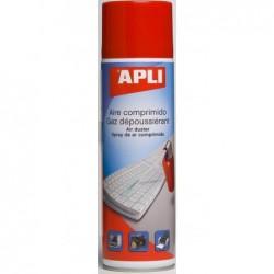 APLI Gaz dépoussiérant inflammable - 400 ml