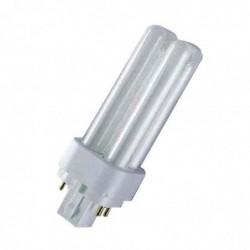 OSRAM Ampoule Fluo Dulux D/E 26W/830 Culot G24q-3 Blanc Chaud