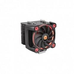 THERMALTAKE Ventilateur CPU Riing Silent 12 Pro Rouge