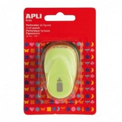 APLI Perforatrice de forme créative Biberon  16 mm