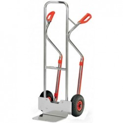 FETRA diable en aluminium A1330L, charge: 200 kg