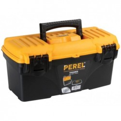 PEREL Boite à outils 410x209x195mm