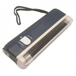 VELLEMAN Détecteur de faux billets portable lampe UV + torche à piles
