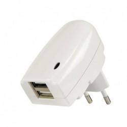 WAYTEX Chargeur double USB...
