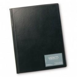 RAPESCO Protège-documents 12 Pochettes  A4 Noir