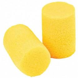 3M set de 5 paires de bouchons d'oreille E-A-R Classic EAR5, jaune