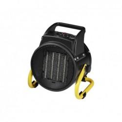 CLATRONIC Ventilateur/radiateur soufflant Clatronic HL 3651 - Noir/Jaune