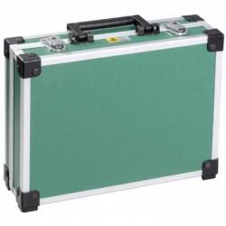 "ALLIT malette d'aluminium ""AluPlus Basic"", taille: L, vert"