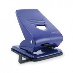 RAPESCO Perforateur 2 trous 835 en métal 40 feuilles Bleu