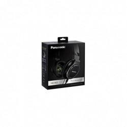 PANASONIC Casque RP-HD10 Traditionnel Filaire Noir