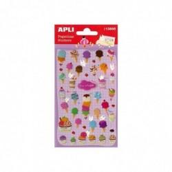 APLI stickers gommettes...