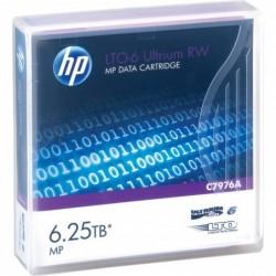 HP Cartouche LTO-6 HP 2,5 /...