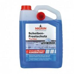 NIGRIN Turbo Antigel pour Vitres, 5000 ml