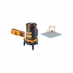 GEO-FENNEL Laser FL 80 Tracking Liner SP PRO 4 lignes verticales  et 1 horizontale avec aplomb