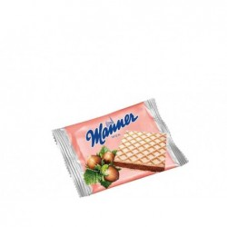 """HELLMA Carton de 300 Gaufrettes """"Wiener Gruß"""" emballée à L'unité"""