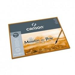 CANSON Aquarellpapier Moulin du Roy, rau, 305 x 230 mm