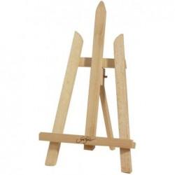 KREUL Chevalet de table SOLO Goya 3 pieds H 400 mm Hêtre