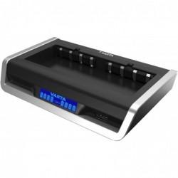 VARTA chargeur de bureau LCD pour 8 AA / pile AAA sans Piles
