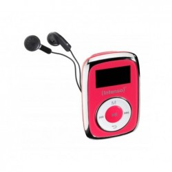 INTENSO Lecteur MP3 Intenso 8Go - Music Mover (Rose)