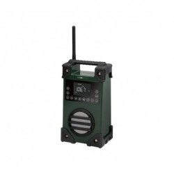 CLATRONIC Radio de chantier BR 836 Clatronic - Vert
