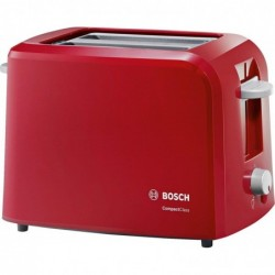 BOSCH Toaster TAT 3A014 Rouge