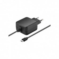 OOBAY Micro USB charger 3.1A, black, 1.5 m - power adapter for Raspberry Pi 1, Raspberry Pi 2 und Raspberry Pi 3 and many sm...