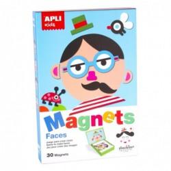 APLI Jeu magnétique Support...