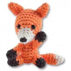 """FOLIA mini kit de crochet """"Renard"""""""