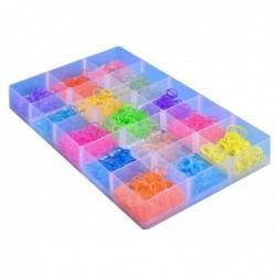 REALLY USE BOX Casier pour boîte de rangement 15 cases (L)65 xbr(P)68 x (H)35 mm