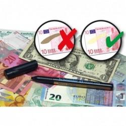 SCHNEIDER Feutre détecteur de faux Billets Money Checker Maxx 249