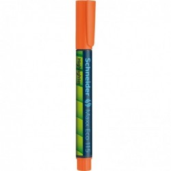 SCHNEIDER Surligneur Rechargeable Maxx Eco 115 Pte Biseau 1-5 mm Orange