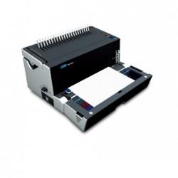 DSB Perforelieur Electrique CB-200E pour Anneaux plastiques