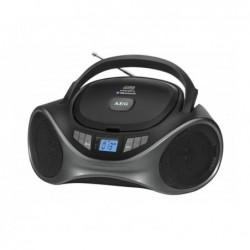 AEG Radio stéréo Bluetooth AEG  SR 4375 BT avec CD/USB/MP3 - Noir