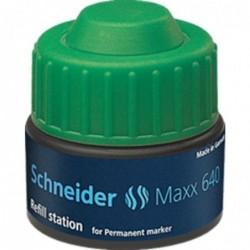 SCHNEIDER Station de recharge Maxx 640 vert pour Marqueur permanent