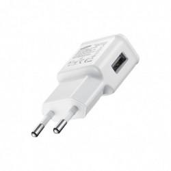 SAMSUNG Chargeur Secteur universel Original micro-USB 2.0 2A Blanc