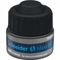SCHNEIDER Station de recharge Maxx 645 noir pour Marqueur universel permanent
