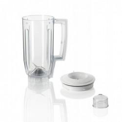 BOSCH Mélangeur Plastique MUZ 5MX1 pour Série MUM5 Blanc